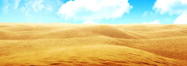 deserto lugar de encontro com Deus