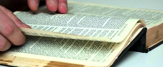 Eu leio a bíblia, mas não entendo nada – Palavra de Deus para hoje