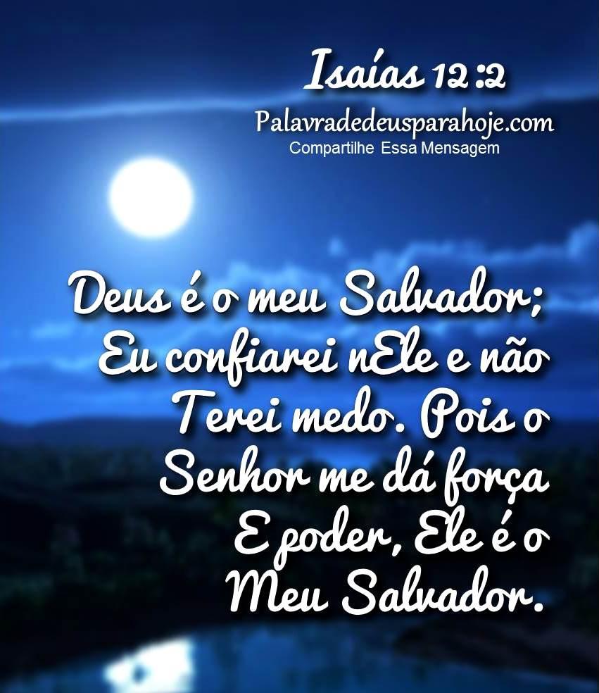 Mensagem De Boa Noite E Confiança Em Deus Palavra De Deus